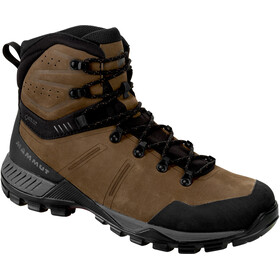 Mammut Mercury Tour II High GTX Chaussures Homme, bark-black